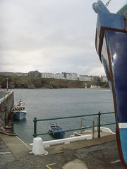 Port Erin Harbour (Isle of Man Queenie Festival) Tags: harbour isleofman porterin