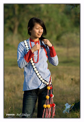 Lisu Girl, Arunachal Pradesh : Mix of tradition & Modern (Arif Siddiqui) Tags: costumes people india colors beauty festival portraits river landscape colorful day traditional tribal east hills tribes serene local adi northeast cultures arif statehood arunachal galo pristine dances tribals siddiqui india idu north festival attires apatani itanagar anjaw nyishi pradesh arunachal mishimi papumpare arunachal