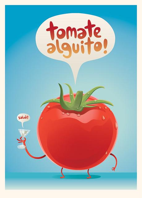 tomate alguito