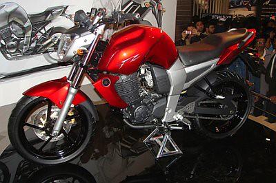 Luxury Bikes Review Of Yamaha Fz 16