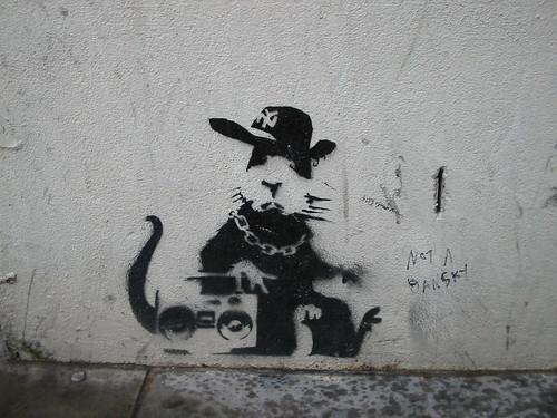 banksy music