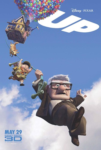 Primer trailer largo y nuevo póster de 'Up'