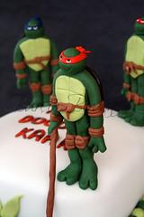 Ninja Michelangelo