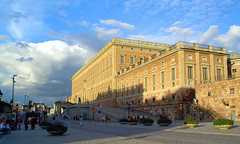 Stockholm_Palace_Stockholms_slott (Andreas Trepte) Tags: stockholm palace stockholms slott stockholmsslott stockholmpalace