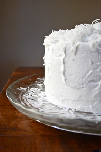 6-Layer Coconut Mango Cake