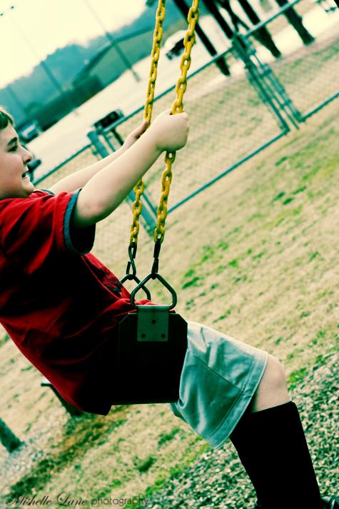 Swinging Before Soccer