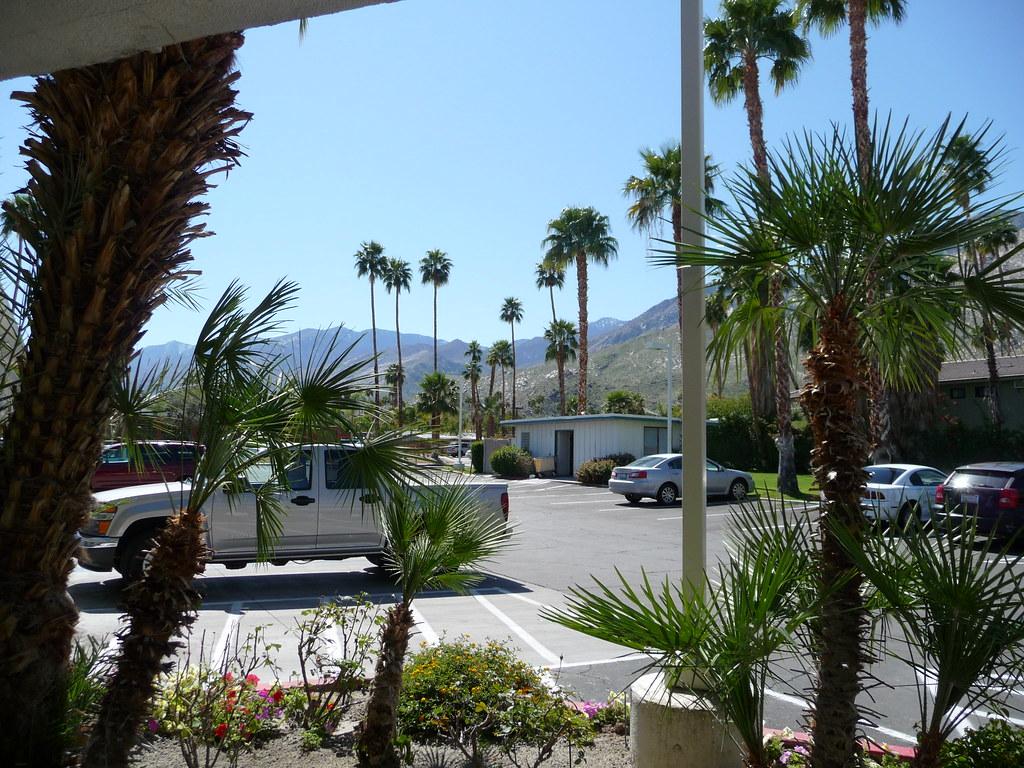 Palm Springs Motel 6