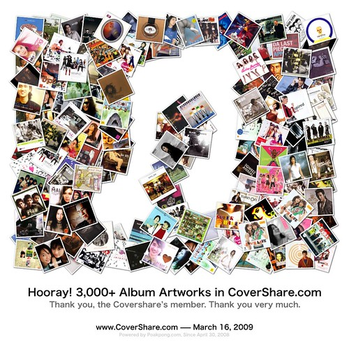 3,000+ at CoverShare.com