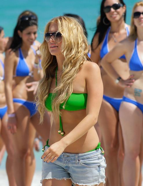 Kristin Cavallari in bikini