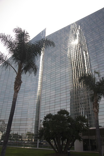 We tried to keep an open mind at Dr. Robert Schullers Crystal Cathedral.