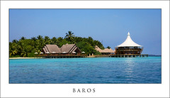 Baros resort (Mollow2) Tags: ocean lighthouse maldives baros canonefs1785mmf456isusm limerestaurant canoneos40d