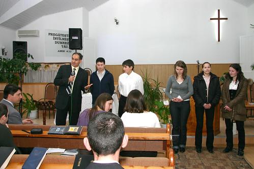 Botezul lui Vladimir Zolotarevschi, David Filat, Doina Bârsan, Anastasia Matvienco şi Cristina Bârsan