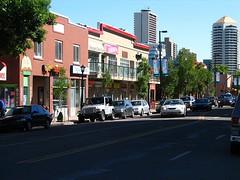 Calgary's Kensington (Surrealplaces) Tags: city canada calgary inner alberta kensington hillhurst sunnyside