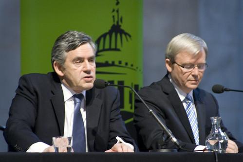 Brown and Rudd