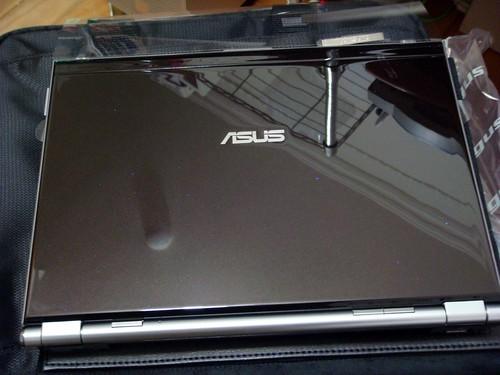 Asus U6Vc 筆電 ─ 外型