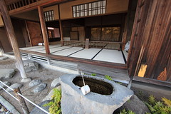 Japanese traditional style house / () (TANAKA Juuyoh ()) Tags: old house architecture japanese high ancient exterior interior room traditional style hires tatami resolution  5d hi residence res  markii              canonef14mmf28liiusm