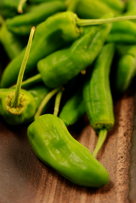 Padrón Peppers© by Haalo