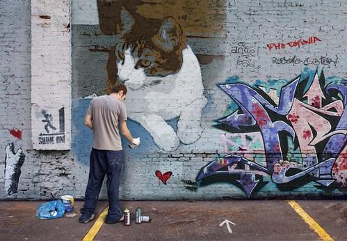 Dexter em grafite