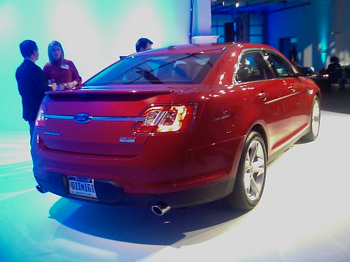 Thoughts on the 2010 Taurus
