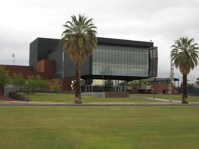 University of Arizona Dance Theatre by Ken Lund