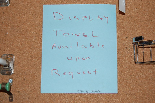 Display Towel