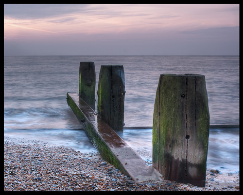 Groyne - Lowestoft Beach