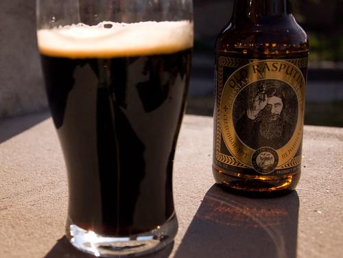 Old Rasputin Beer
