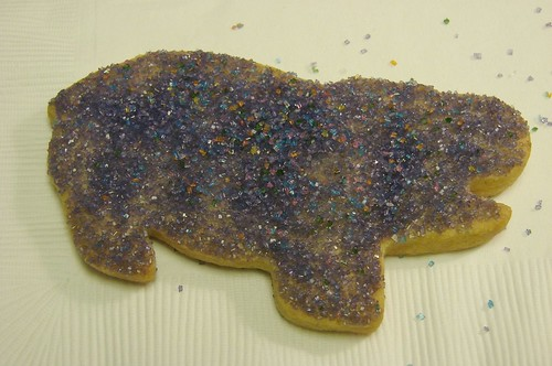 Hippo Cookie