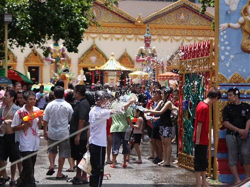 Festival en Bangkok