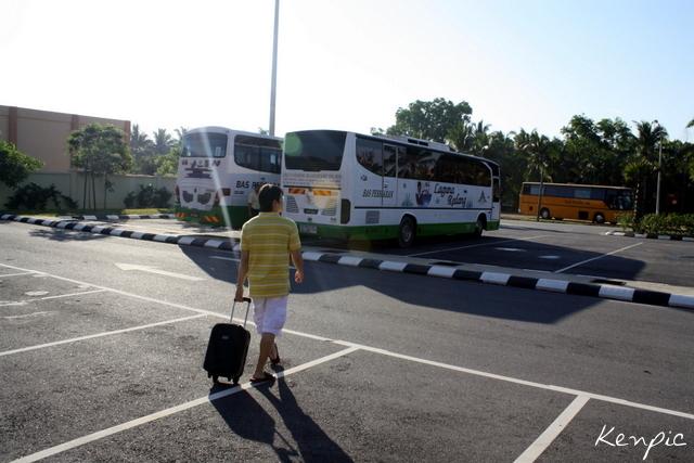 Laguna Redang bus