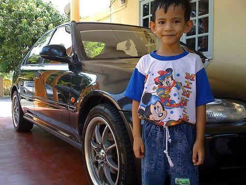 Projek hujung minggu: car wash