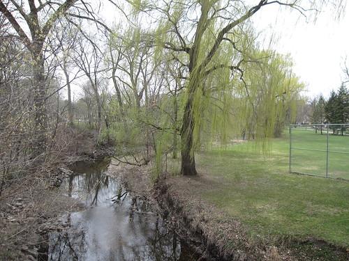 Minnehaha Creek at 12th Ave S