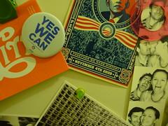 obamania (imajunkieforlove) Tags: refrigerator obama presidentialcampaign obamania
