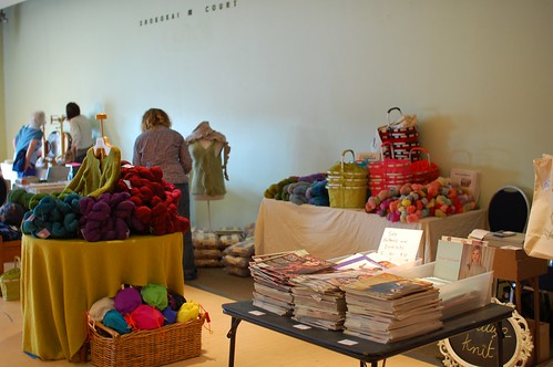lettuce knit booth