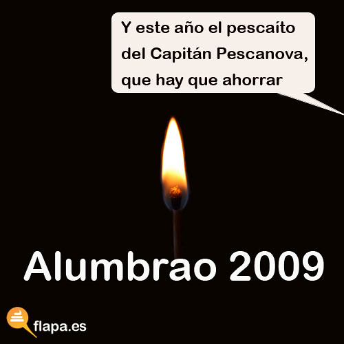 Alumbrao 2009