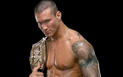 Orton WWE Champ by Guitar Zero. Here is Randy Orton as the WWE Champion!