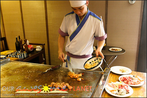 Dusit Thani's Sunday Brunch Buffet-12