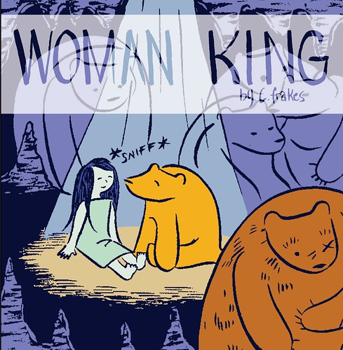 Woman King cover
