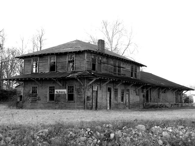 Jamestown, TN Depot