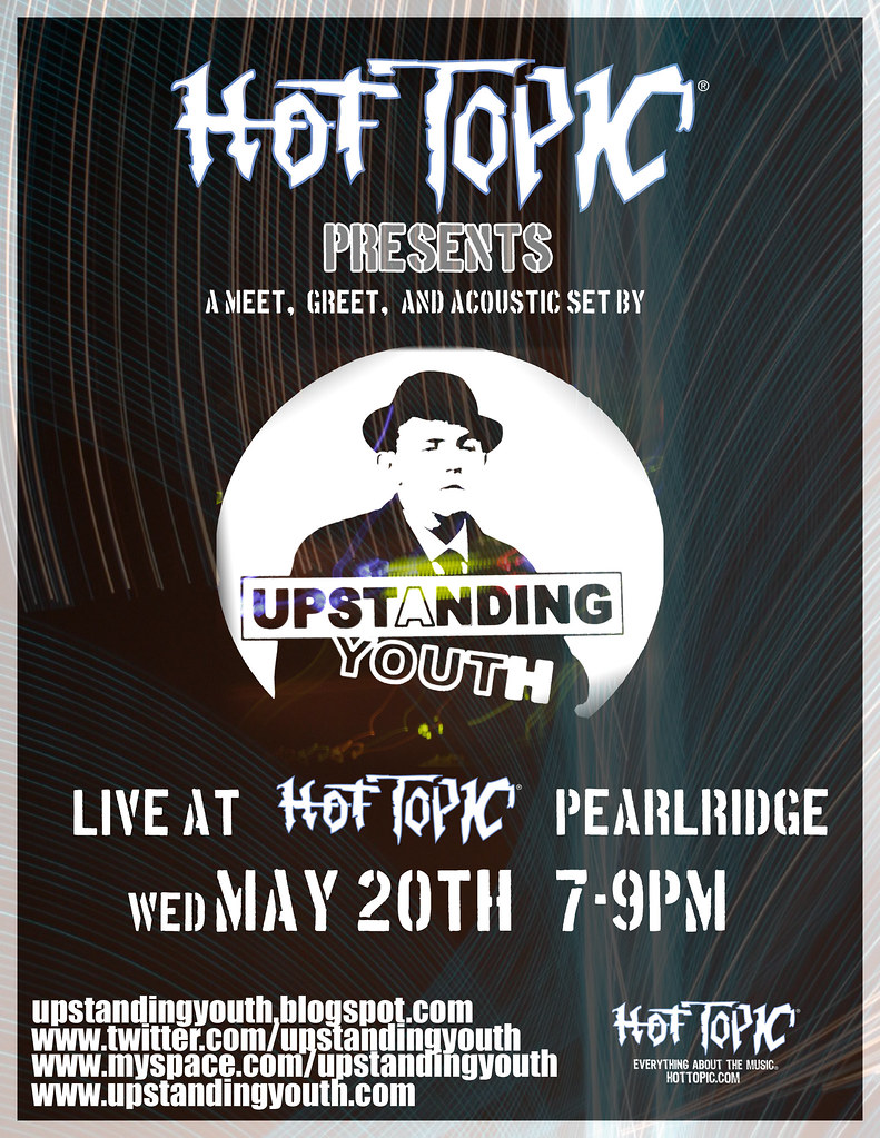 UY HOT TOPIC FLYER