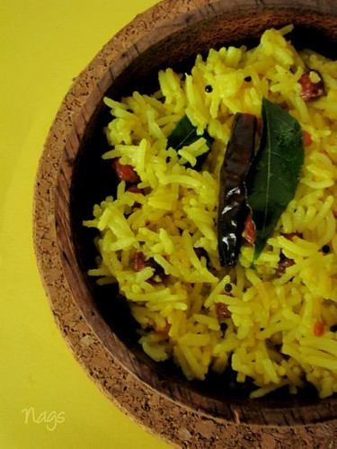 Lemon Rice Recipe - South Indian Lemon Rice Recipe