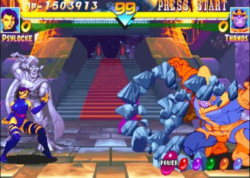 Marvel Super Heroes (CPS2) 3531662210_c37044cf53
