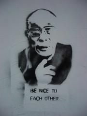 Dalai Lama Respect Each Other