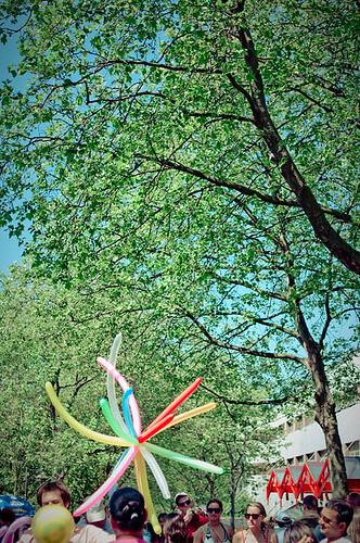 Balloon Firework