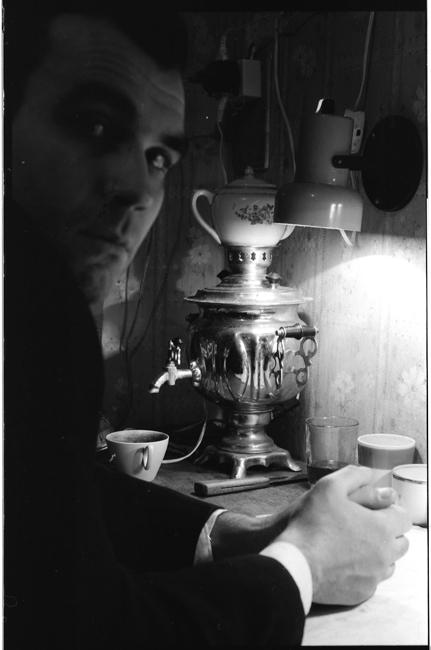 Александр Сигутин Москва 1992