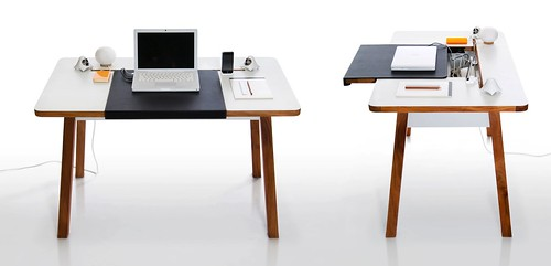 great small desk for laptop user