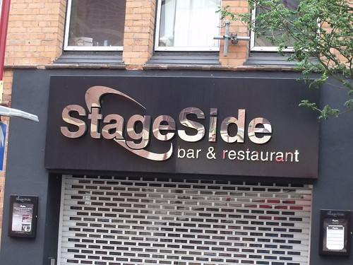StageSide bar & restaurant - Thorp Street, Birmingham