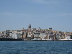 The Golden Horn and Galata