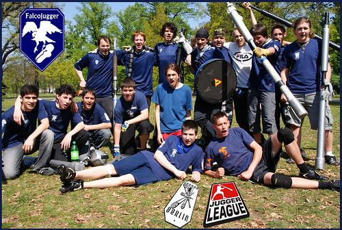 Falco jugger und Falcones44