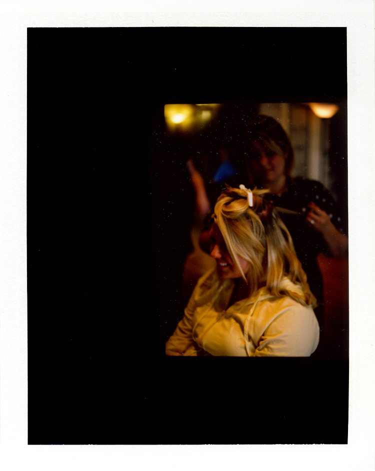 Image of Chris and Sarah Polaroids